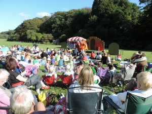 Hartland Abbey Outdoor Theatre