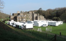 Unit baseHartland Abbey for the Night Manager
