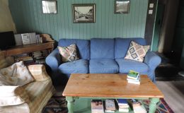 Blackpool Mill Sitting Room